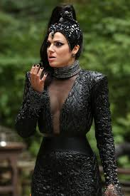 lana said this was her favorite evil queen costume and that it is
