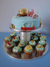 spongebob squarepants cake spongebob squarepants cake and cupcakes