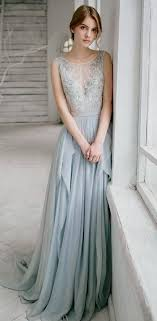 dusty wedding dress dusty blue wedding dress naf dresses