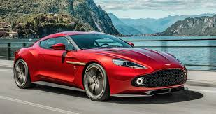 aston martin zagato black aston martin vanquish zagato 99 unit ltd production