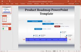 powerpoint roadmap template microsoft ppt strategy roadmap