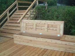best exterior storage bench ideas railing stairs and kitchen