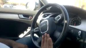 my audi my audi 2012 a4 quattro steering wheel judder sound