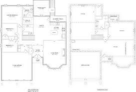 lovely walkout basement plans on interior home inspiration plus