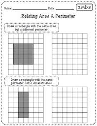 best 25 area and perimeter ideas on pinterest finding area