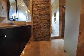 Idea For Bathroom Natural Stone Bathroom Zamp Co