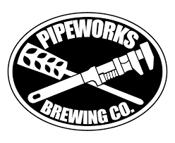 jeep logo sticker pipeworks brewing co