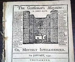 gentleman s the gentleman s magazine wikipedia