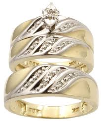 trio wedding sets wedding ring trio sets wedding corners