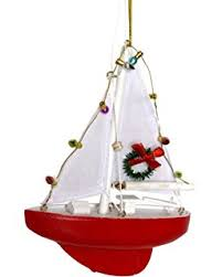 boat in a bottle ornament kitchen dining