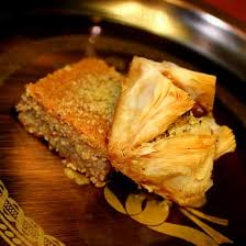 bassma cuisine 18 bassma bird s nest half tray