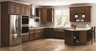 Create  Customize Your Kitchen Cabinets Hampton Wall Kitchen - Cognac kitchen cabinets