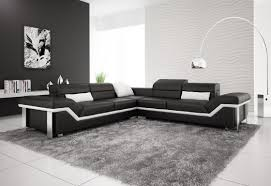 Black Leather Corner Sofa Olympian Sofas Rimini Black Leather Corner Sofa