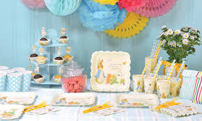 rabbit baby shower rabbit inspired baby shower party pieces inspiration