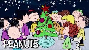 peanuts brown christmas tree decorating the tree a brown christmas