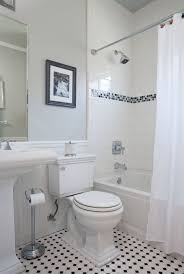 Modern Toilet by Bathroom Exciting Beige Shower Curtain With Swanstone Tub