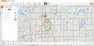 Map A Route by Life On The Bike With M Attacker Using Strava For Good Not Evil
