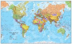 Mi Map World Map Poster Large Scrapsofme Me