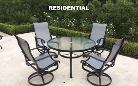 Sling Replacement For Patio Chairs by Ace Outdoor Restoration Austin And San Antonio Tx Slings And