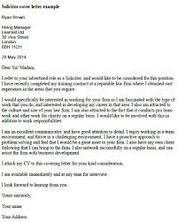 solicitor cover letter example good to know pinterest