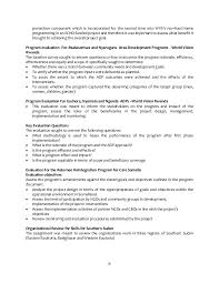 Combined Resume Examples by Combined M U0026e U0026od Cv 2014