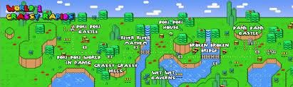 Super Mario World Map by Fan Masters Part 6 Super Mario Part 2 Rpgmaker Net