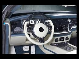 rolls royce wraith mansory 2014 mansory rolls royce wraith interior dashboard 1024x768