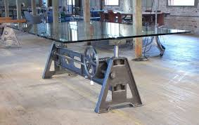 cast iron table bases for sale industrial crank table base supreme cast iron for sale at 1stdibs