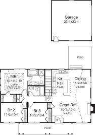 Quad Plex Plans by House Plan 95979 At Familyhomeplans Com