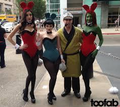 Hugh Hefner Playboy Bunny Halloween Costume Geek Alert Costumes Comic Toofab