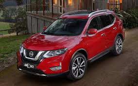 nissan ford comparison nissan x trail ti 2017 vs ford kuga titanium 2016