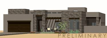arizona home plans modern courtyard house plan 61custom contemporary modern house
