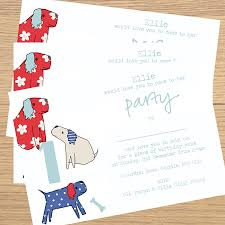 personalized invitations kawaiitheo