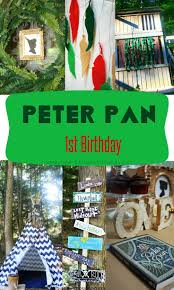 1st Birthday Halloween Party by Best 20 Peter Pan Party Ideas On Pinterest U2014no Signup Required