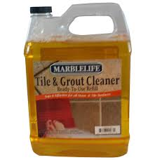 tile grout cleaner gallon refill marblelife productsmarblelife