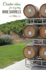 236 best diy barrel projects images on pinterest whiskey barrels