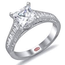 unique engagement ring settings unique engagement rings dw6053