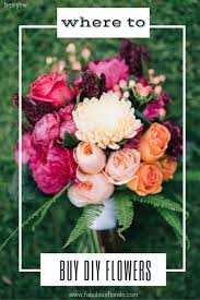 bulk wedding flowers 163 best bouquet breakdown images on diy wedding