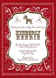 Indian Baby Shower Invitation Cards Cowboy Baby Shower Invitations U2013 Gangcraft Net