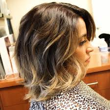 medium length hair with ombre highlights short hair color ombre health and fitness pinterest short