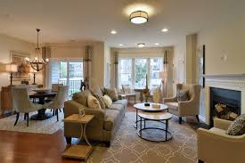 One Level Homes New Homes For Sale At Westwood Village At Charter Colony In
