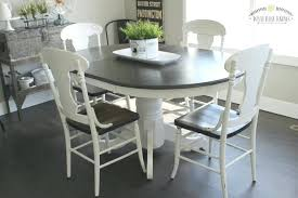 kitchen table refinishing ideas painted kitchen table ideas painted kitchen tables impressive