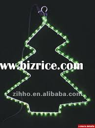 Christmas Rope Light Tree by Rope Light Christmas Tree Bizrice Com