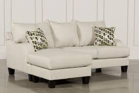 egan sofa w reversible chaise matti sofa chaise white living rooms room and spaces