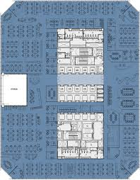 One Canada Square Floor Plan 25 Churchill Place