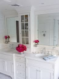 white and cherry cabinets bathroom ideas u0026 photos houzz