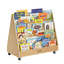 Small Bookcase On Wheels 58 Best Free Standing Racks And Shelves Images On Pinterest