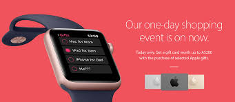 prepare to be disappointed by apple s black friday event