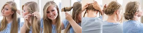 Frisuren Selber Machen Knoten by Vier Einfache Frisuren Für Das Oktoberfest Styles Stories