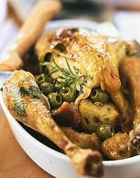 poulet cuisiné recette de cuisine gourmande poulet rôti